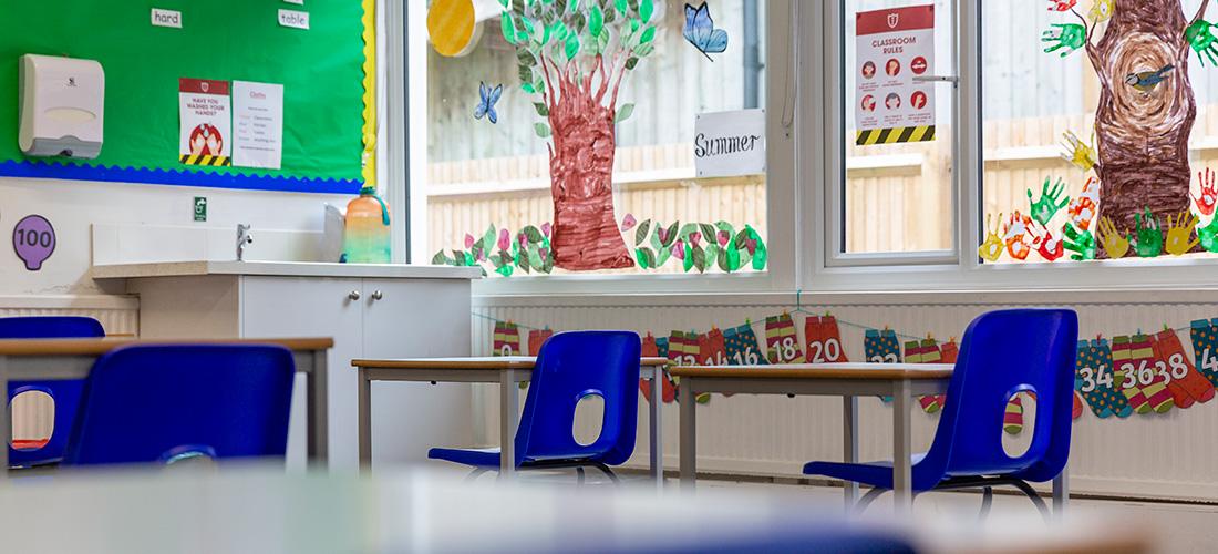 Hope View School Classroom