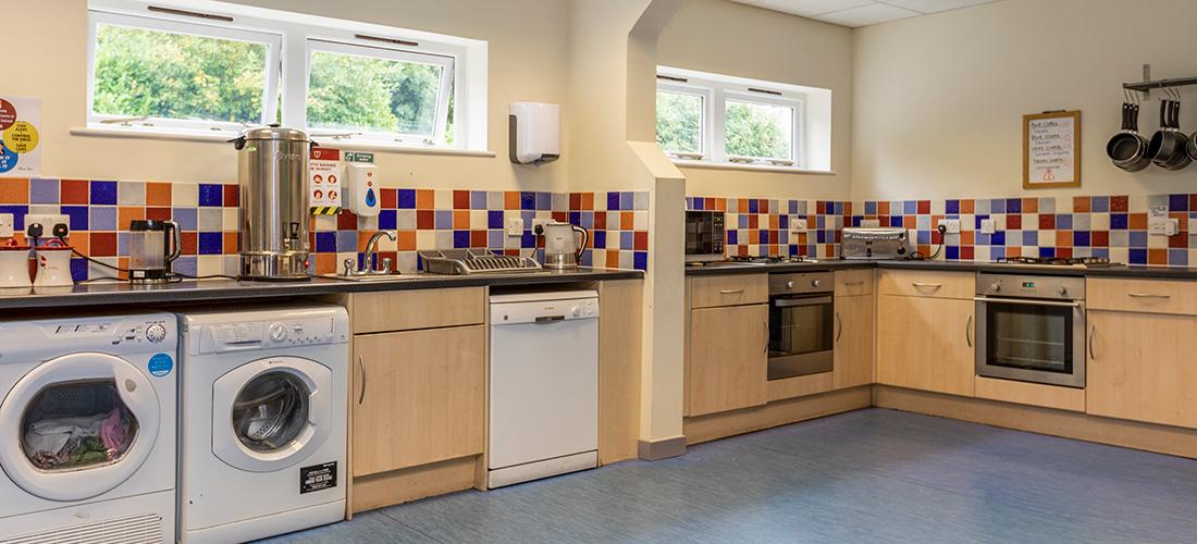 Hope View School Kitchen
